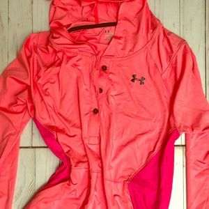 Long sleeve Under Armour work out shirt
